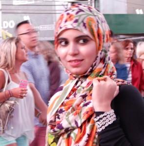 Ermelinda Cortes, Muslim Beauty