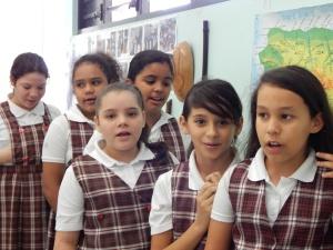 Cortes,Ermelinda  Singing Naguake, Humacao, Puerto Rico