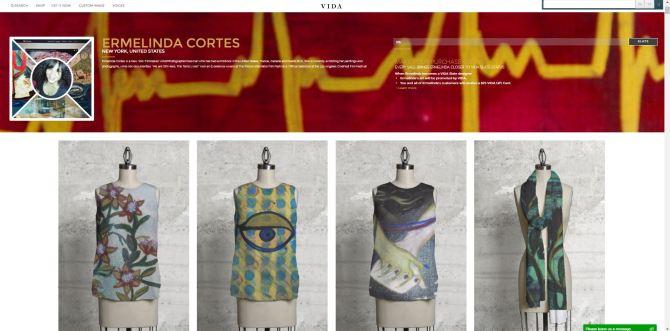 ErmeArt Vida Collection page